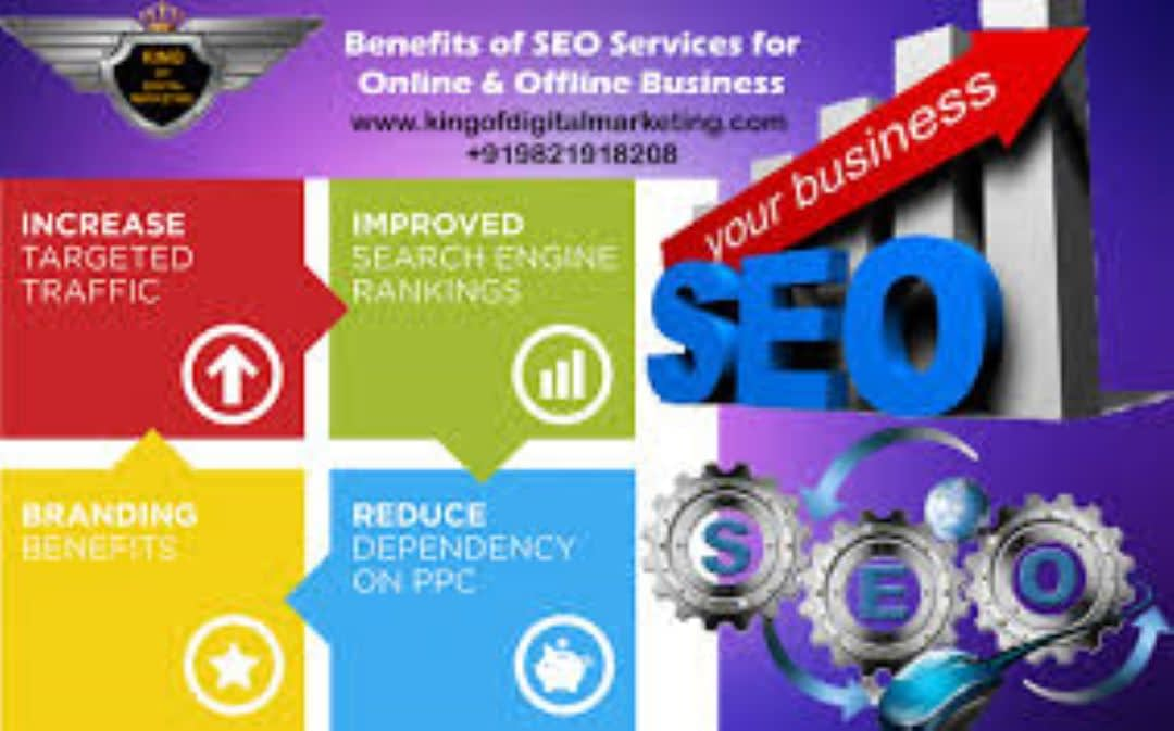 Benefits of SEO for website