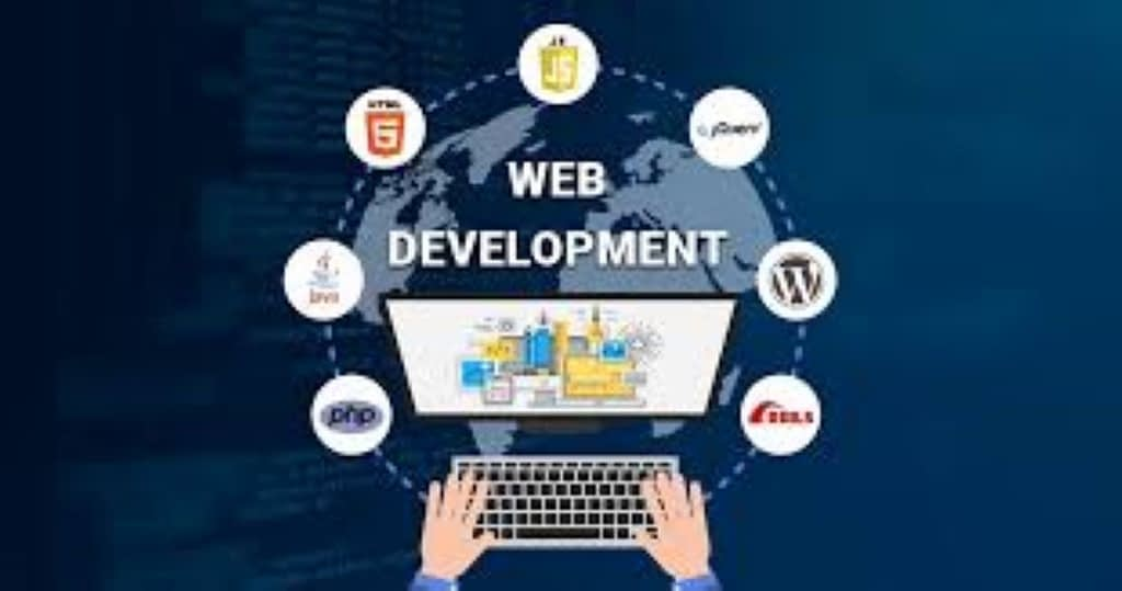 What is web development